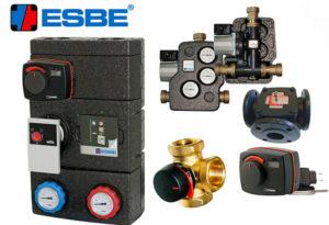 Оборудование ESBE